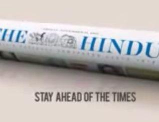 Ad War: TOI vs The Hindu